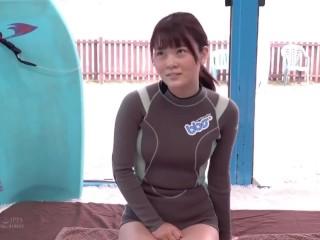 MM号 サーファー美女
